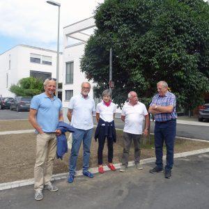 FWG Stadträte in der Ochsengasse
