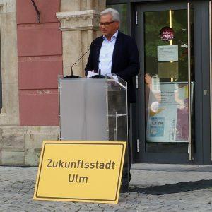LoRaPark Eröffnung Ulm