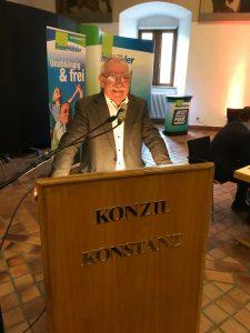 Gerhard Bühler, Konstanz 2020