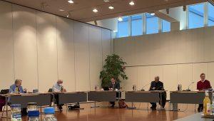 Ulm Messe Aufsichtsratssitzung