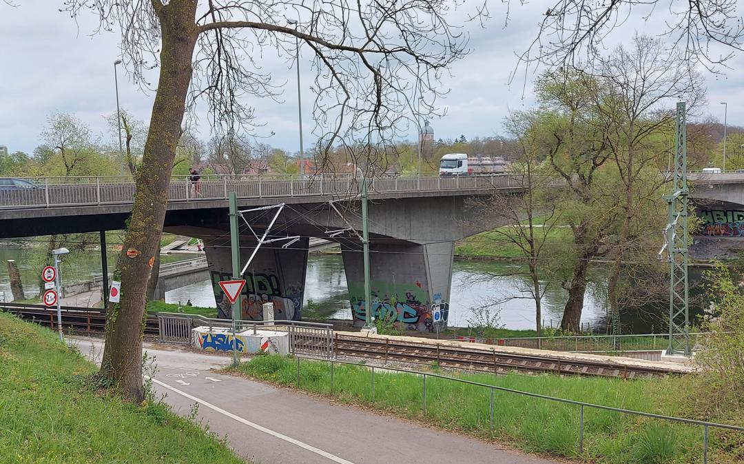 Neubau Adenauerbrücke Ulm